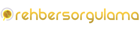 Rehbersorgulama logo
